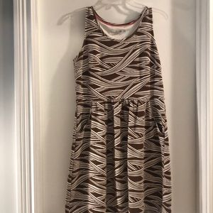 Boden Ellie Ponte Dress Size 12R